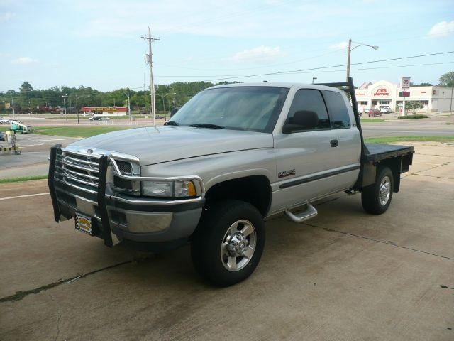 2000 Dodge Ram 2500 - Used Truck Mount Pleasant, Longview, Tyler TX   Champion Auto Sales