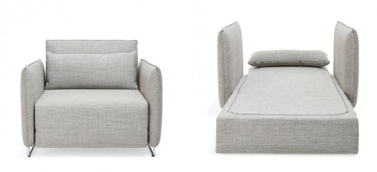 Convertible Sleeper Chair by Softline