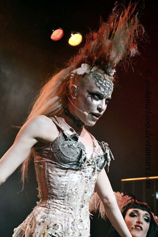 Beautiful picture of Emilie Autumn