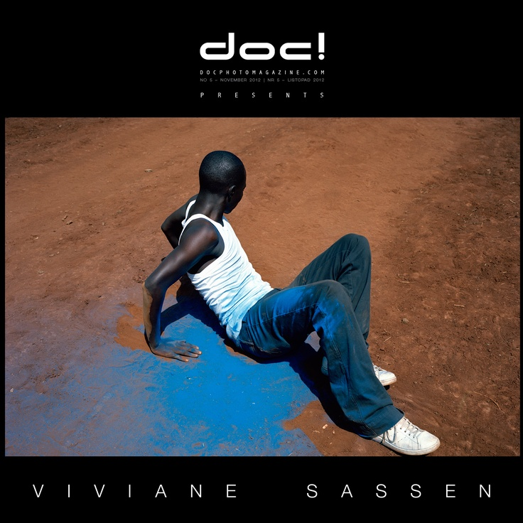 "doc! photo magazine presents: ""Parasomnia"" by Viviane Sassen, #5, pp. 119-143"