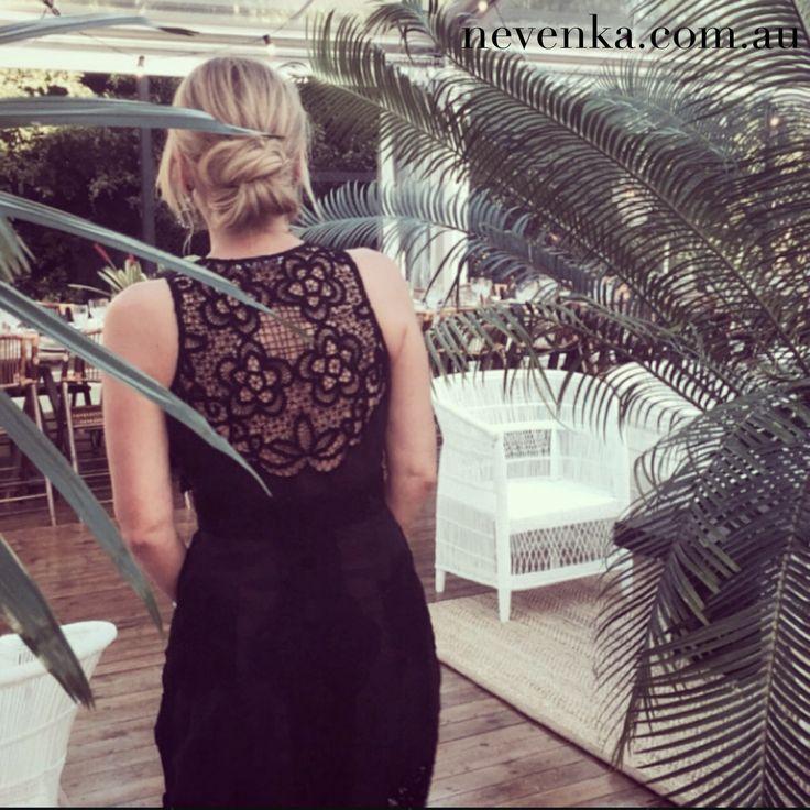 Our beautiful friend Jacky wearing her custom made 'let your heart guide you' black lace dress #nevenka #lifestyle #backstage #behindthescenes #fashionstudio #photoshoot #lookbook #melbourne #fashion #boutique #luxury #spring #summer #beauty #designer #goddess #divinefeminine #shine www.nevenka.com.au