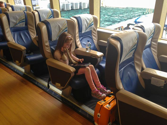 Cotai Water Jet Ferry From Hong Kong to Macau in First ...