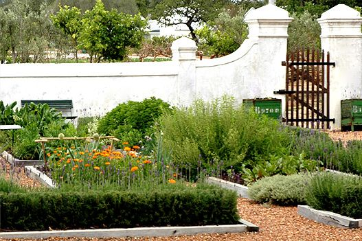 What's up! trouvaillesdujour: Babylonstoren, an eco-chic getaway in South Africa
