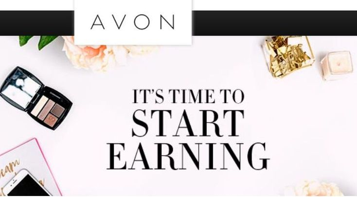 As a new representatives that joins in campaigns 5-13, 2018 you could earn $7,500 before your six month anniversary with Avon. See all the details! #earnbig