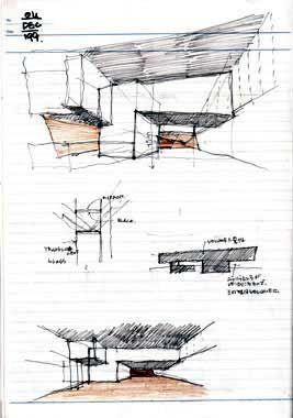 Sketch © Jun Aoki &Associates Jun Aoki &Associates Aomori Museum of ...