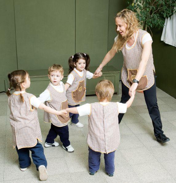 El rol docente en las salas de los más pequeños
