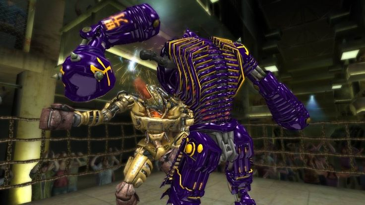 Download .torrent - Real Steel – PS3 - http://gamingsnack.com/real-steel-ps3/