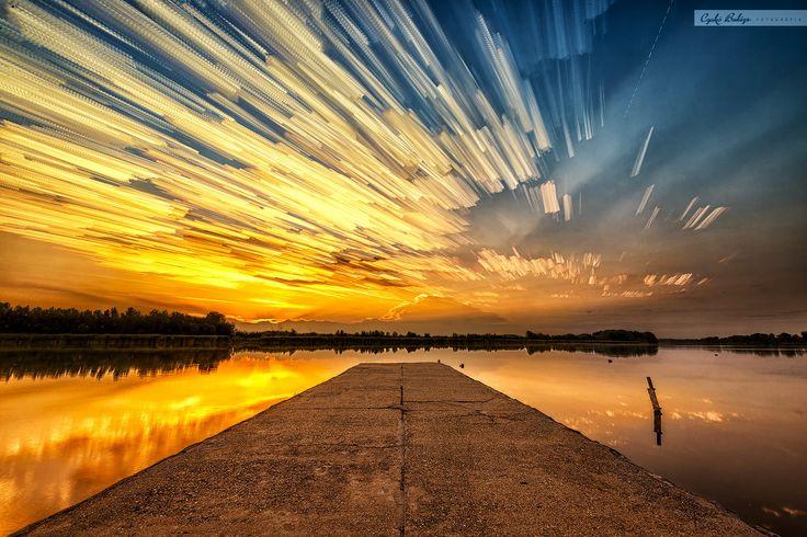Sunrise 2:30 (Timestack) by Czakó Balázs on 500px