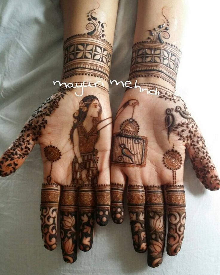 Instagram photo by Mayuri mehndi artist • Apr 25, 2016 at 5:07 AM