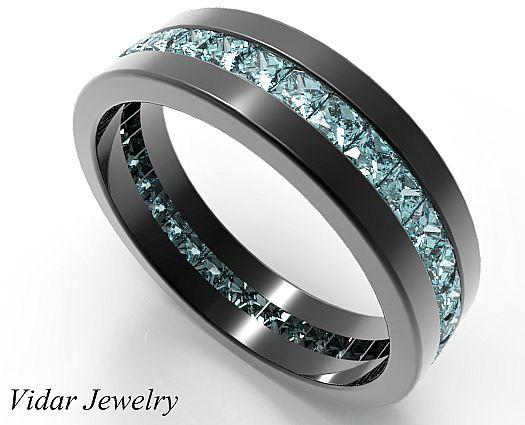 Best 25 Aquamarine Wedding Rings Ideas On Pinterest