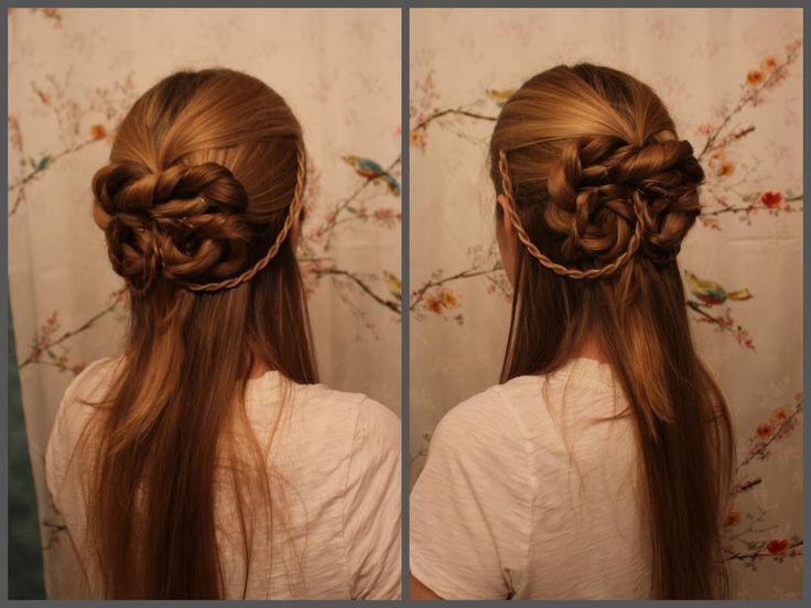 Cool 63 Best Images About Wedding Hair Ideas On Pinterest Half Up Short Hairstyles Gunalazisus
