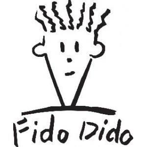 Fido Dido....totally had one of these sweatshirts. it was black and red.