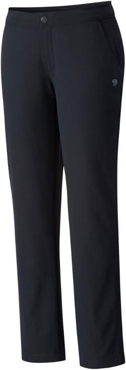 Mountain Hardwear Women's Right Bank Lined Pants Black 10