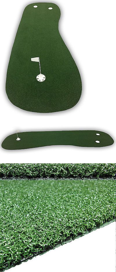 Putting Greens and Aids 36234: 3 Feet X 10 Feet Professional Synthetic Nylon Grass Turf Practice Putting Green -> BUY IT NOW ONLY: $129.99 on eBay!