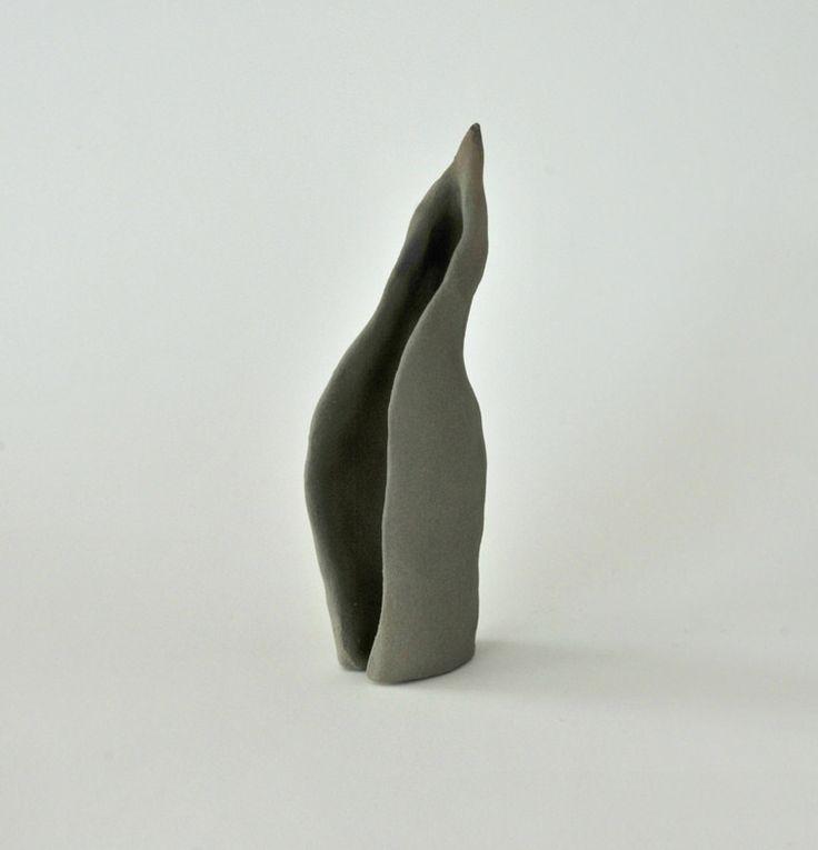 Handbuilt stoneware, engobe