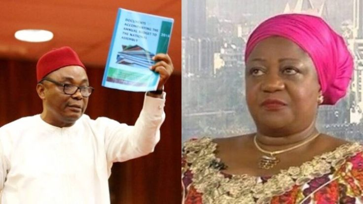 Senator Nwaoboshi Files N1b Suit Against Lauretta Onochie Over A Social Media Post In 2020 Senate Federation Niger