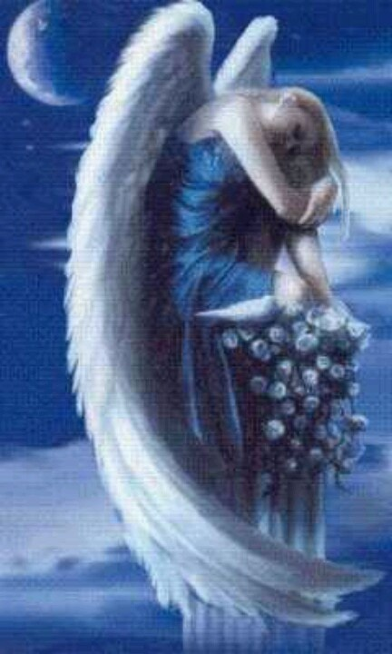 16 best images about sad angels on pinterest angels mothers and mobile wallpaper - Sad angel wallpaper ...