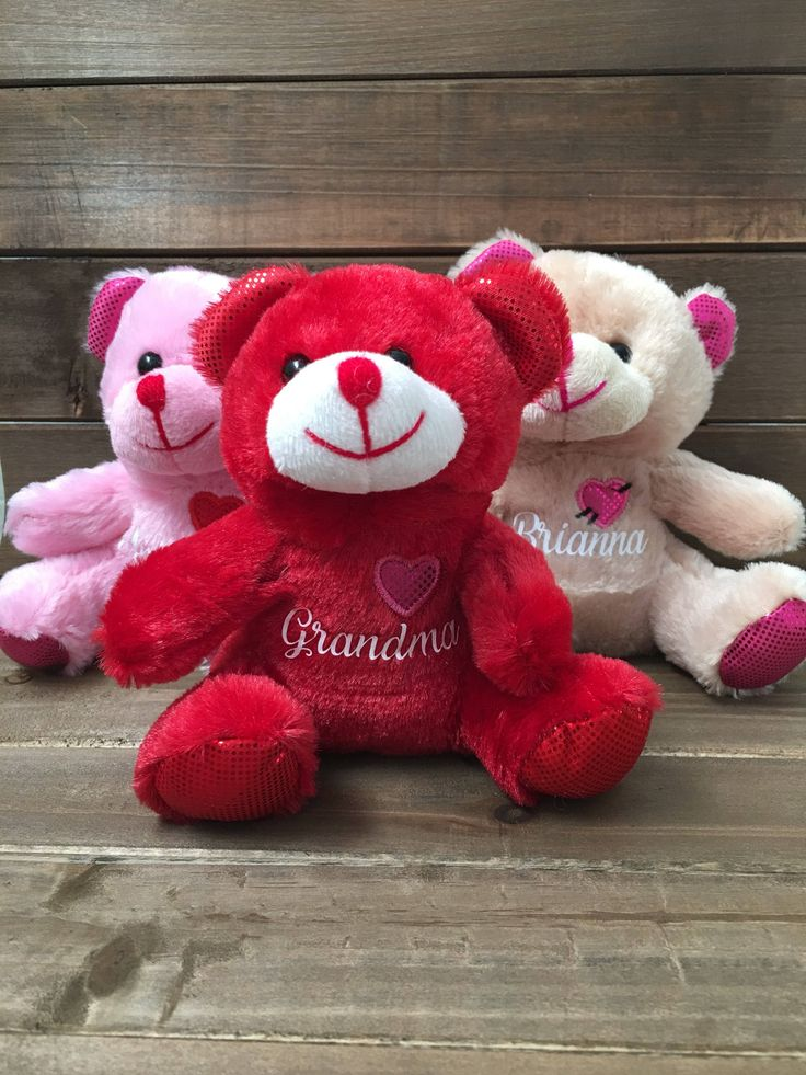 Best 25+ Valentines Day Teddy Bear Ideas On Pinterest Valentines   Big  Valentine Bears
