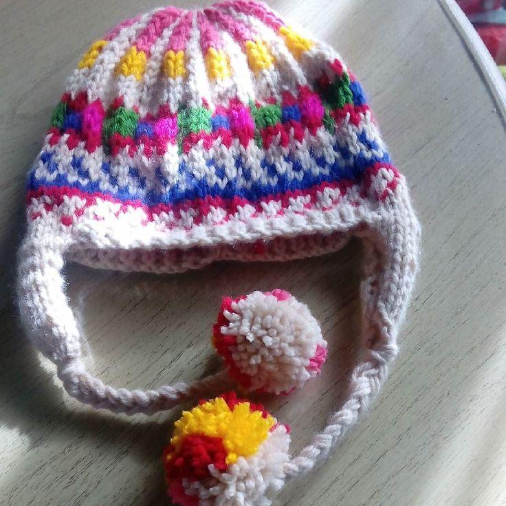 #gorros #coya #jacquard #2agujas #invierno2016 #inspiracion #handmade #tejidoamano by mariabelkism
