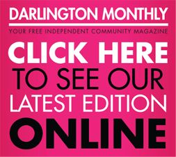 Last few days to get your business into June's magazine. We go to print on Tuesday. Contact sales@darlingtonmonthly.co.uk