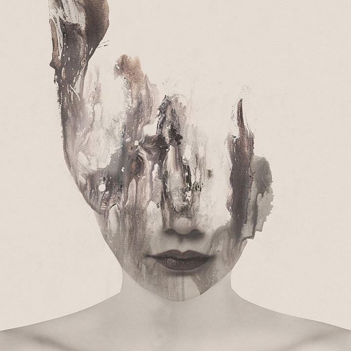 In his cryptic and elusive works, visual artist Januz Miralles from the Philippines, explores the beauty and fragileness of the female body by fusing photography, drawing and painting. These photo manipulations, in a monochromatic range of color with occasional dashes of red, sport an unexpected handmade element to their digital images. While the artist and his techniques seem to be as enigmatic as his works, he doesn't fail to awake emotions in both his strong imagery and their viewers.