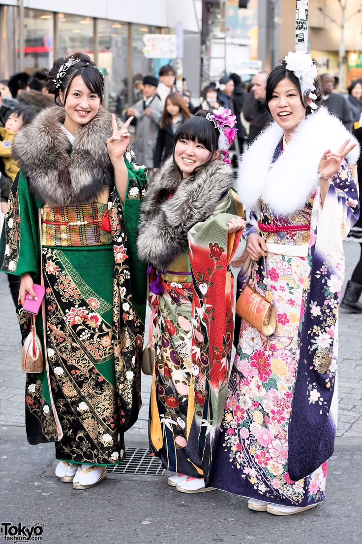 """2015 Japanese """"Coming of Age Day"""" ( 成人の日 