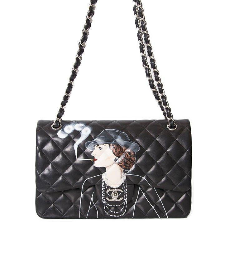 4503c410e79 25+ beste ideeën over Tassen van chanel op Pinterest - Chanel handtassen,  Kanaal zakken