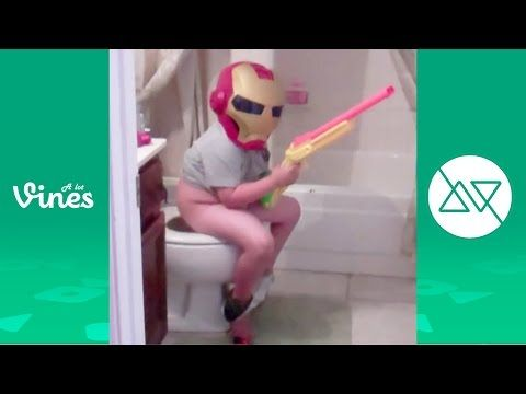 *Try Not To Laugh Challenge* Funny Kids Vines Compilation 2016 from America's Funniest Home Videos - YouTube