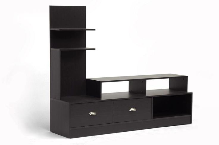 Armstrong Dark Brown Modern TV Stand WL-2607-WI