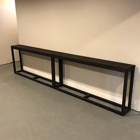extra long console table combo extra