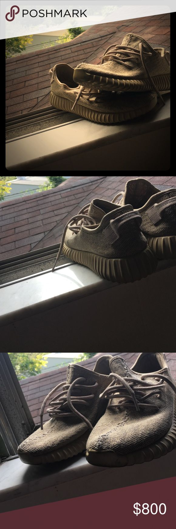 Kanye West Yeezy Boost 350 Oxford Tan Oxford Tan. Bought it originally from Adidas.com. Costed me about $1,000 but selling it $800 since I need money for my rent. Super comfortable. Yeezy Shoes Sneakers
