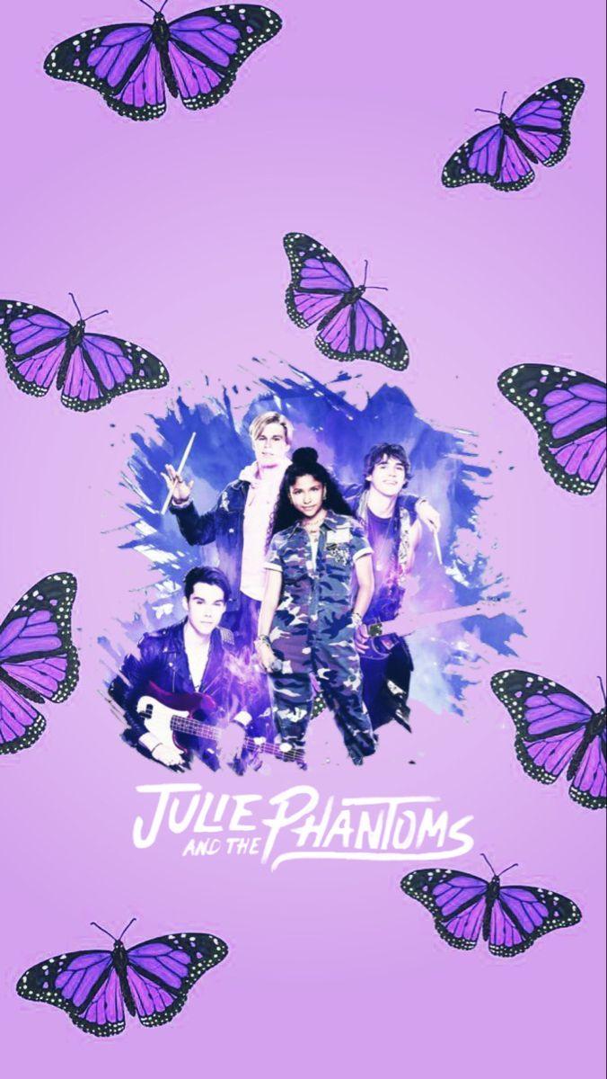 Julie And The Phantoms Wallpaper Wallpaper Phantom July