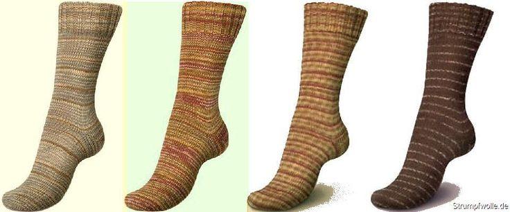 Regia Sockenwolle, Opal Wolle und Stricknadeln | Beim (t) Sockenwolle preiswert kaufen