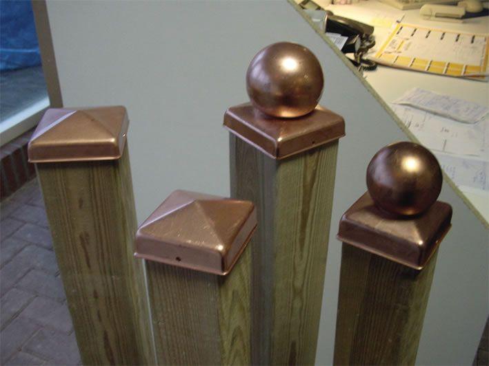 round steel fence post caps wooden posts 4 x 6 solar