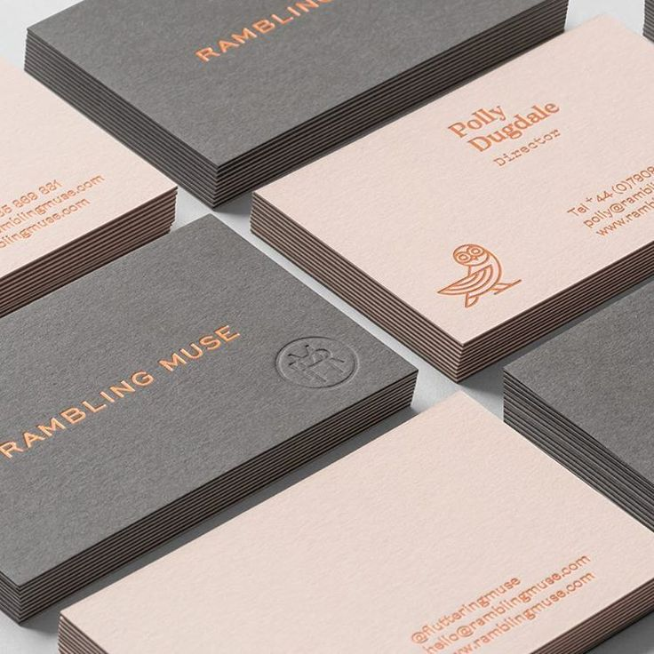 650 best Paper Love Business cards images on Pinterest | Business ...