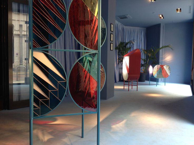 POP UP by yatzer #popup #yatzer #interiordesign #colors #milan #milano #interior #design #openspace #designinspirations #designinspiration #fuorisalone2016 #fuorisalone #fuorisalone16 #mdw16 #mdw2016 #milandesignweek #milandesignweek2016 #living #livingroom