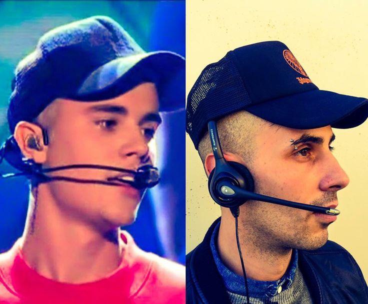 Justin Bieber Fotografia Divertimento Somiglianze Attori Attrici Cantanti Gruppi Facebook Sosia  Spettacolo Musica Pin Cartoni Film Gioco Televisione Amici