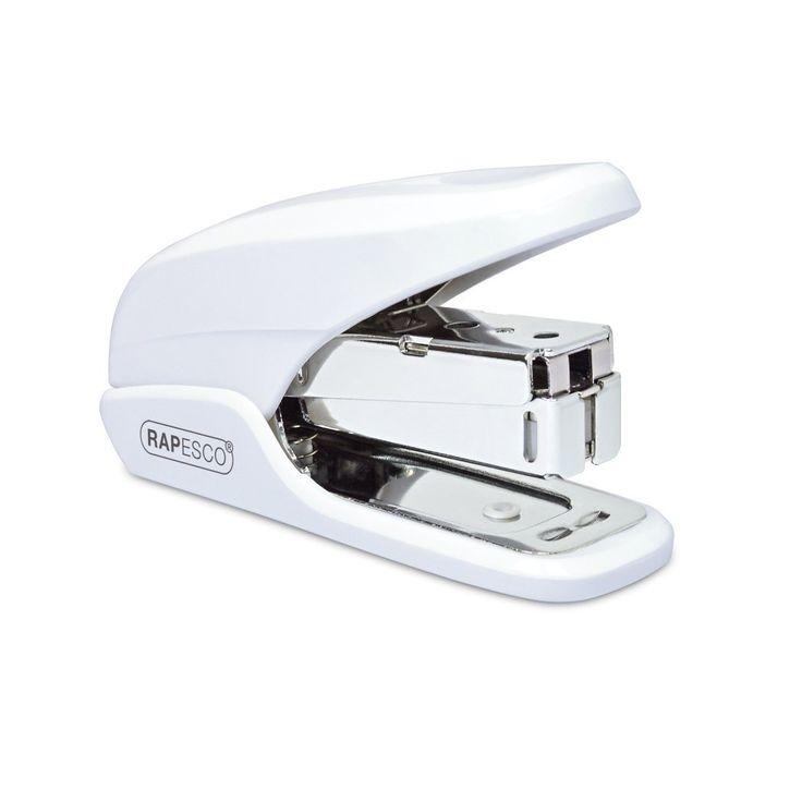 Rapesco Stapler - X5-Mini Less Effort, White.: Amazon.co.uk: Office Products