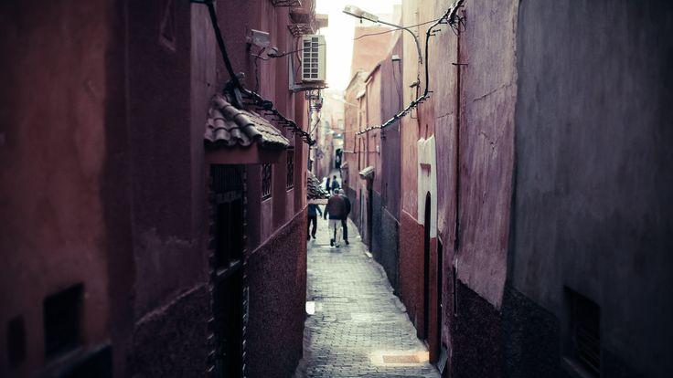 Marrakech Side Streets | John Cavacas Photography