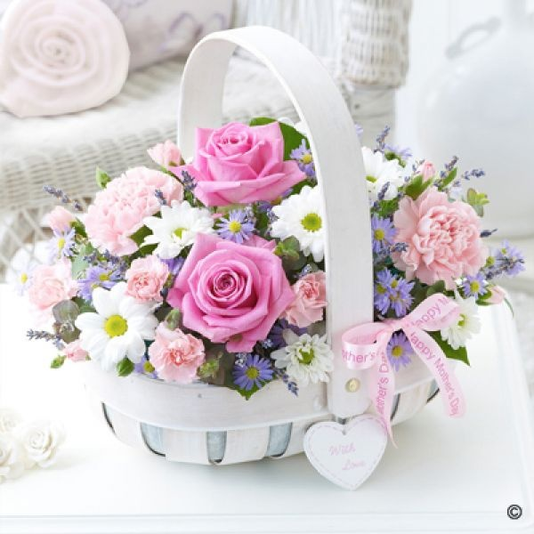 Mothers day flowers and gift baskets flowers uk send for Mother day flower arrangements