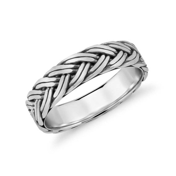 52 Stylish Unique Mens Wedding Bands For 2020 Mens Wedding Bands Unique Braided Wedding Rings Mens Wedding Rings