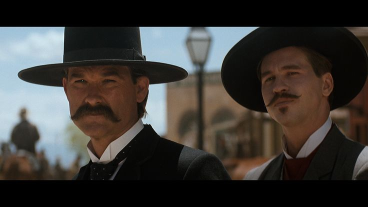 Tombstone- Kurt Russell on Pinterest | Wyatt Earp, Val Kilmer and ...