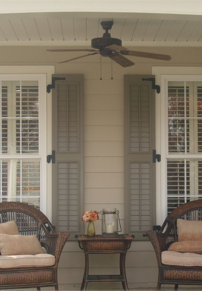 8 best diy shutters images on Pinterest House shutters Exterior