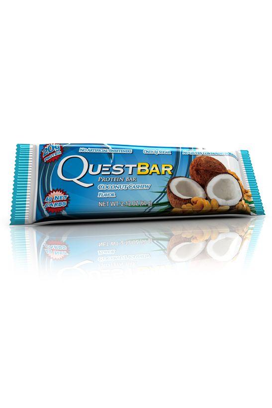 Quest Bar Protein es la barrita de proteínas de mejor calidad del mercado. Por fin es posible consumir una barrita de proteínas con un contenido de azúcares y carbohidratos realmente bajo. Son la alternativa perfecta para consumir una proteína de alta calidad procedente del suero y de la leche, solo contiene los edulcorantes de mejor calidad y lo mejor de …