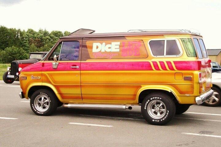 custom vintage vans for sale autos post. Black Bedroom Furniture Sets. Home Design Ideas