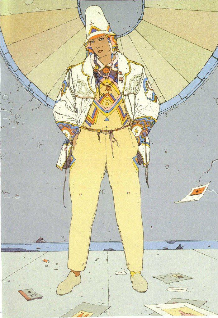 Жан Жиро (Moebius)