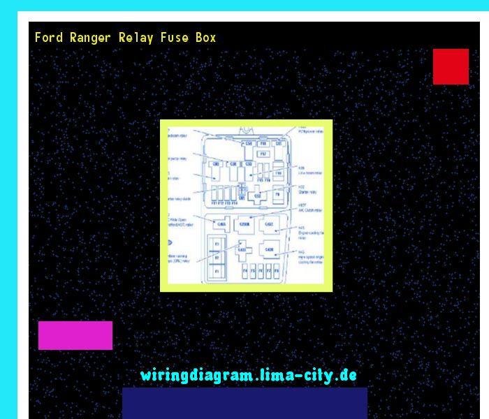 Ford Ranger Relay Fuse Box  Wiring Diagram 174827