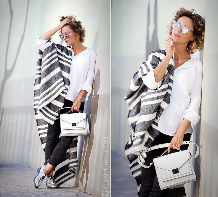 Zara+striped+oversized+scarf-loeffler+randall+rider+satchel-fashion+blogger+ellena+galant
