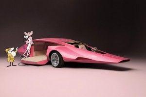 pinkpanthercar