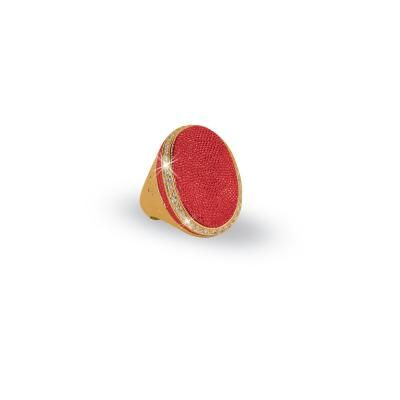 Byblos Jewels Anello Temptation rosso
